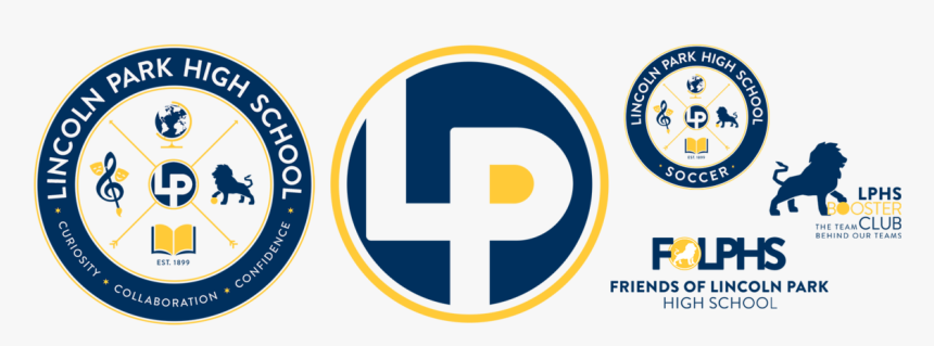 Lincoln Park High School Logo, HD Png Download, Free Download