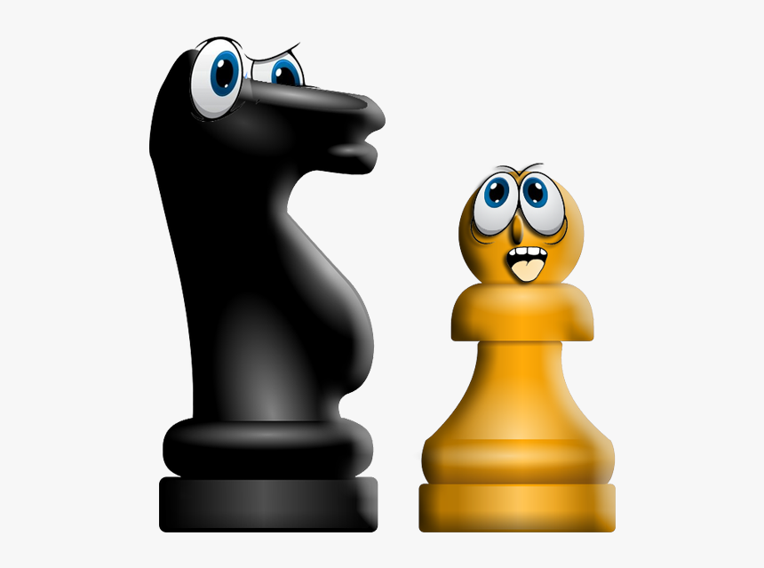Animation Animated Chess Pieces, HD Png Download, Free Download