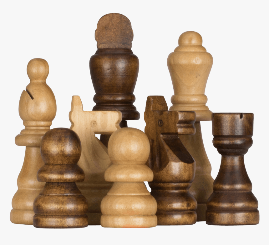 Tall Wooden Chess Set, HD Png Download, Free Download
