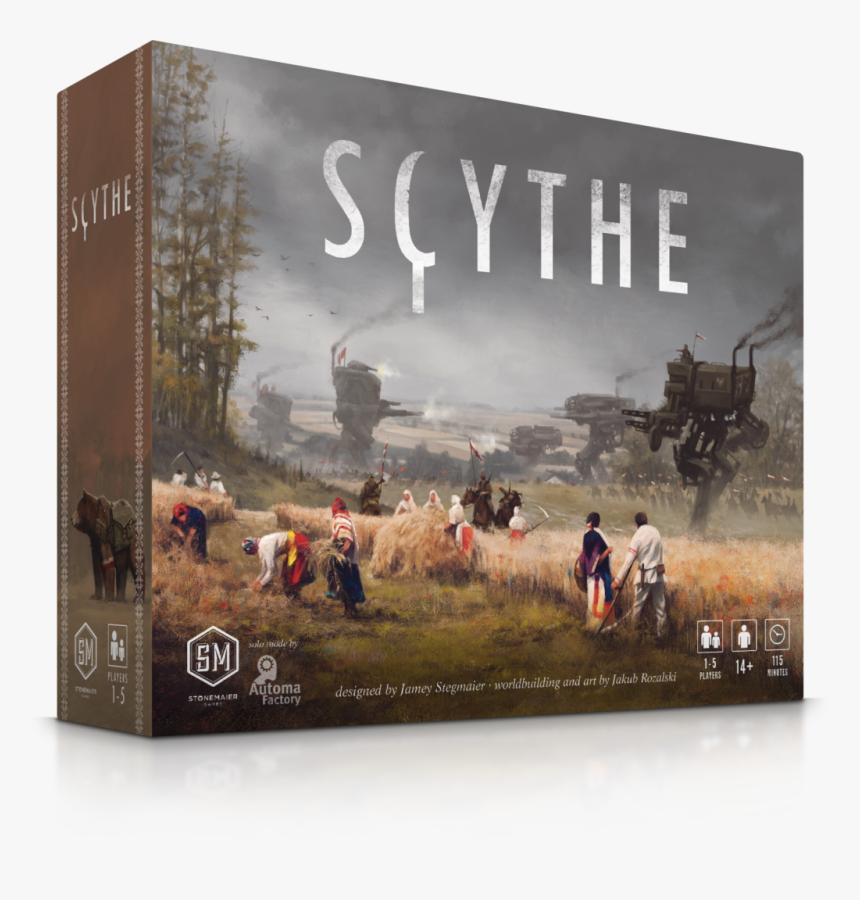 Scythe Jogo, HD Png Download, Free Download