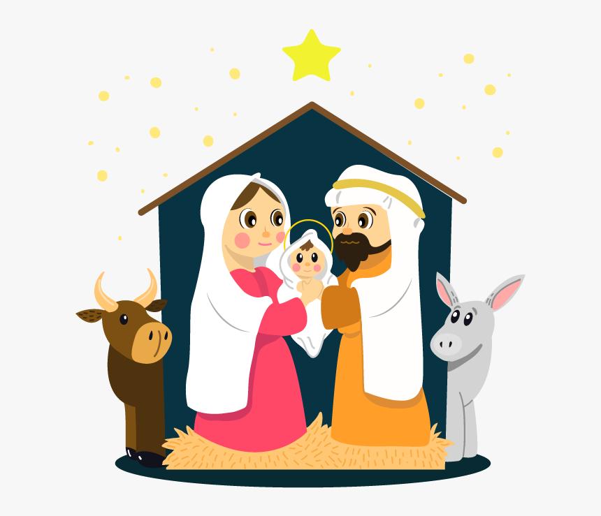 Bethlehem Christmas Nativity Scene