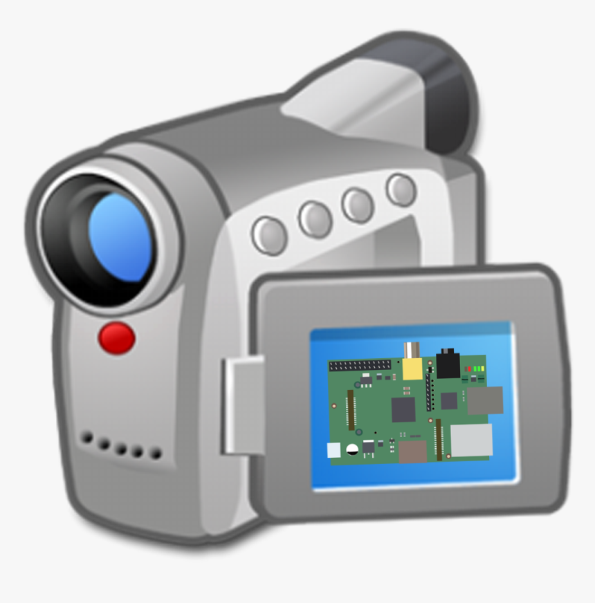 Video Camera Png Icon - Video Camera Icon, Transparent Png, Free Download