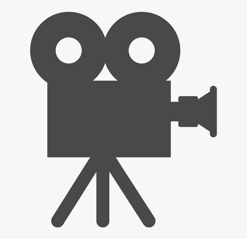 Transparent Background Video Camera Icon, HD Png Download, Free Download