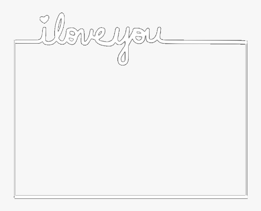 White Box Outline Png - Line Art, Transparent Png, Free Download