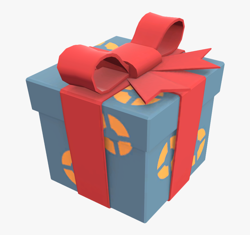 Christmas Gift Pic - Christmas Presents Tf2, HD Png Download, Free Download