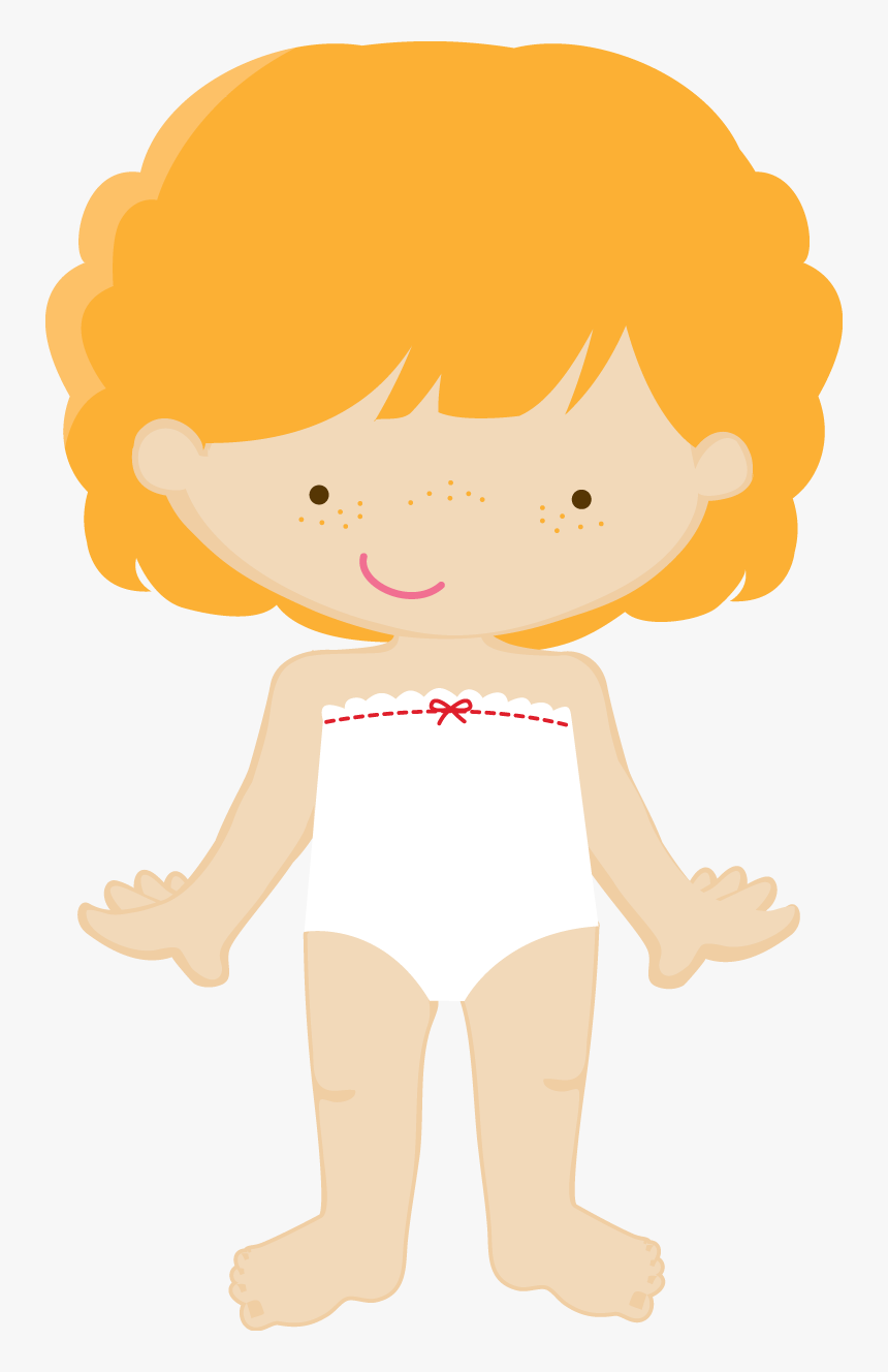 Dress Up Doll Clipart , Free Transparent Clipart - ClipartKey