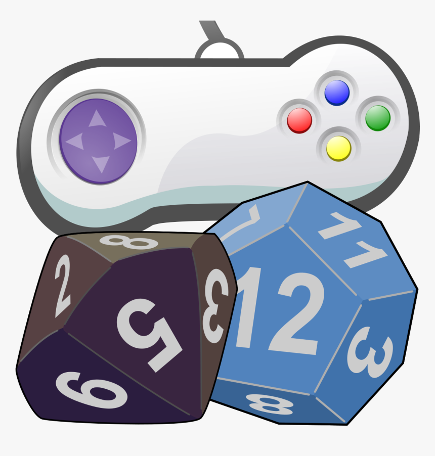Clip Art File Role Playing Game - Role Playing Games Icon, HD Png Download, Free Download