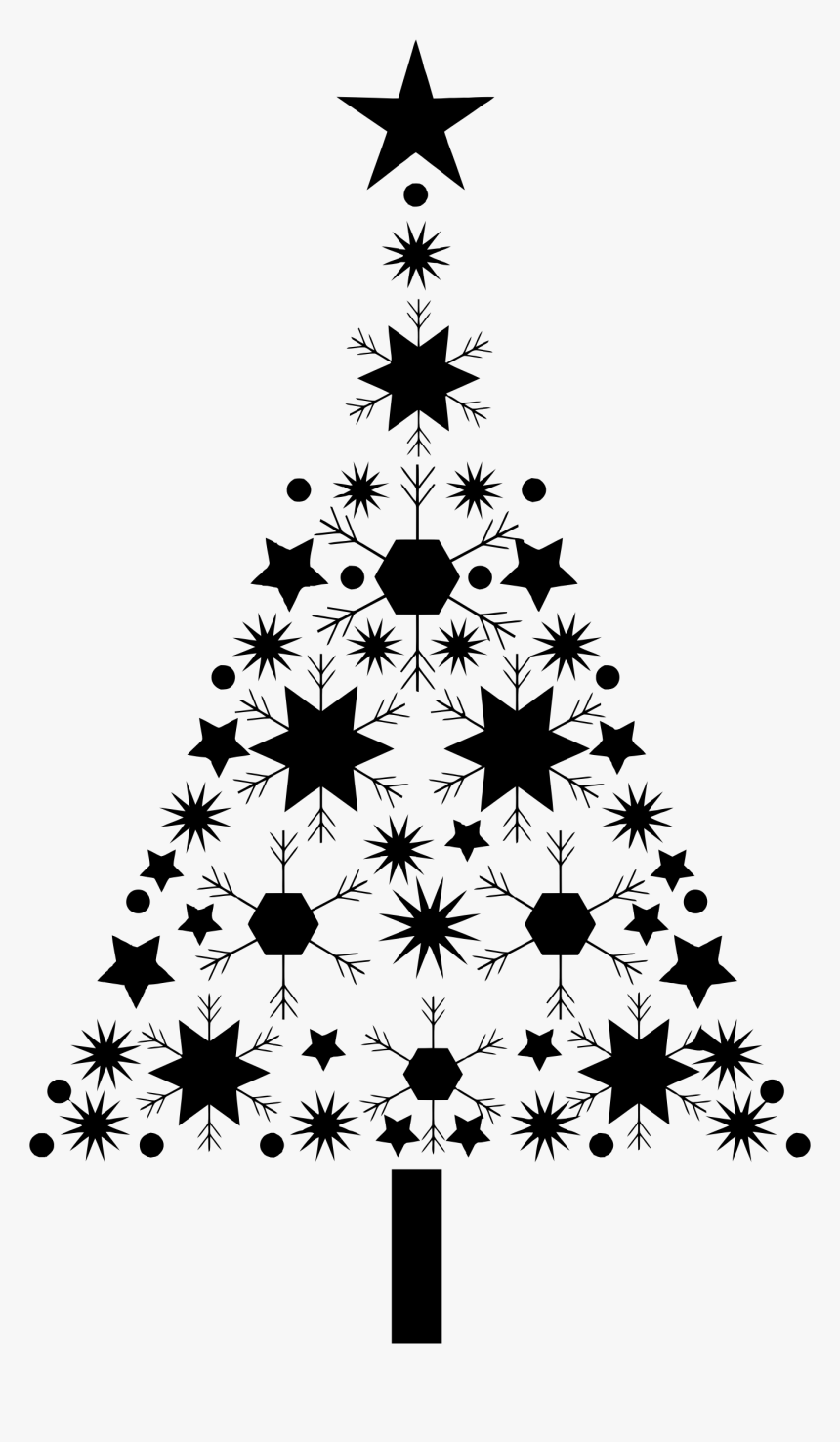 Spruce - Christmas Clip Art Tree, HD Png Download, Free Download