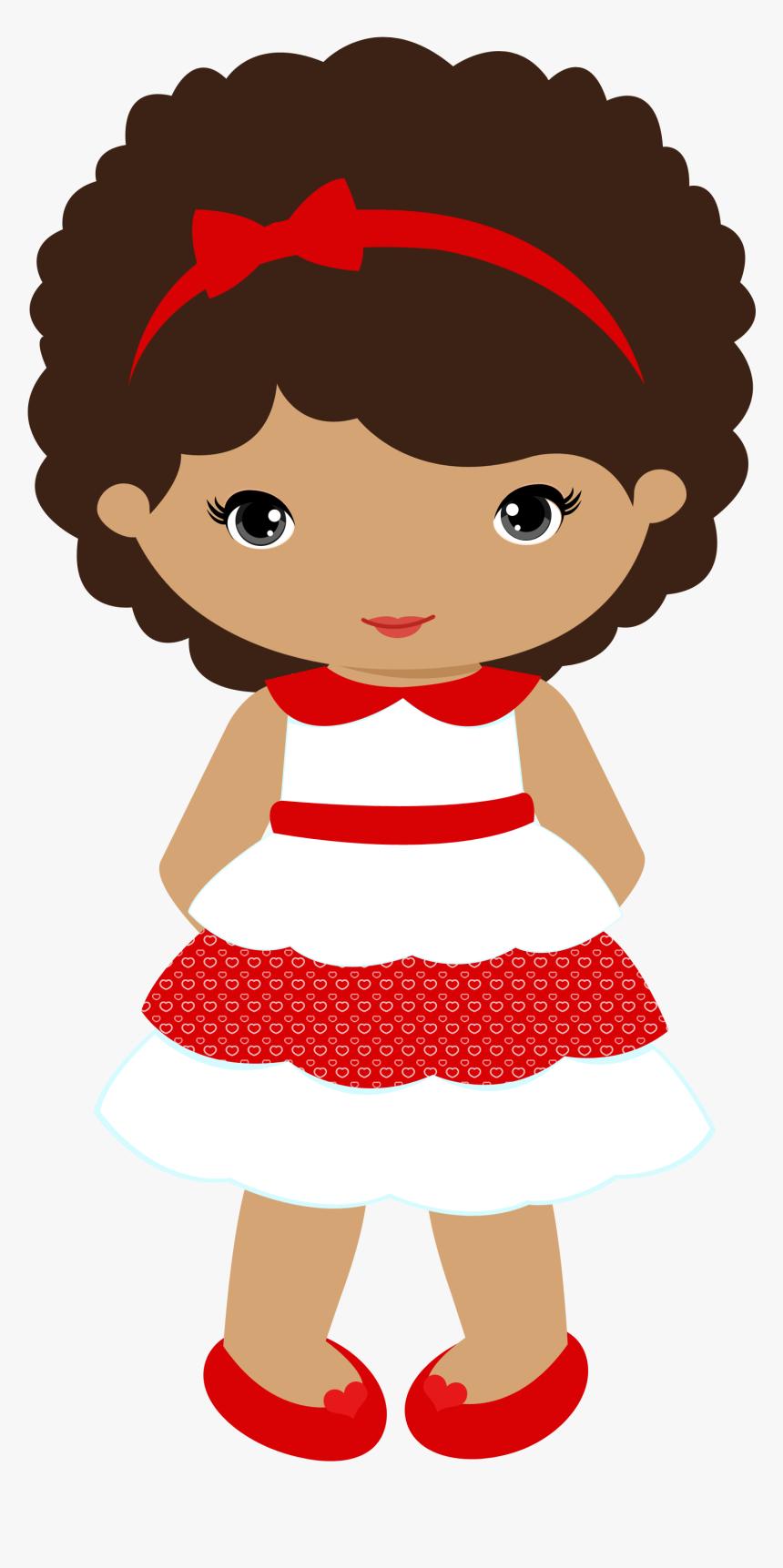 Doll Clipart Barbi Boneca Cabelo Cacheado Desenho Hd Png
