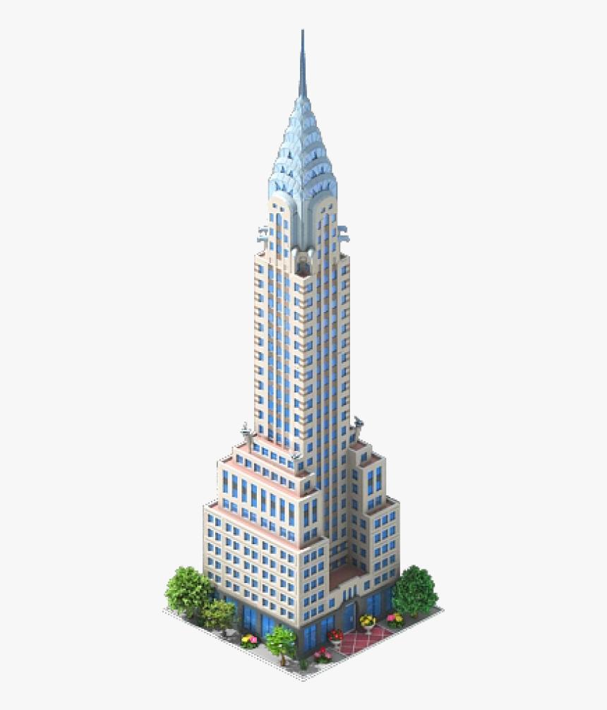 Chrysler Building Megapolis, HD Png Download, Free Download