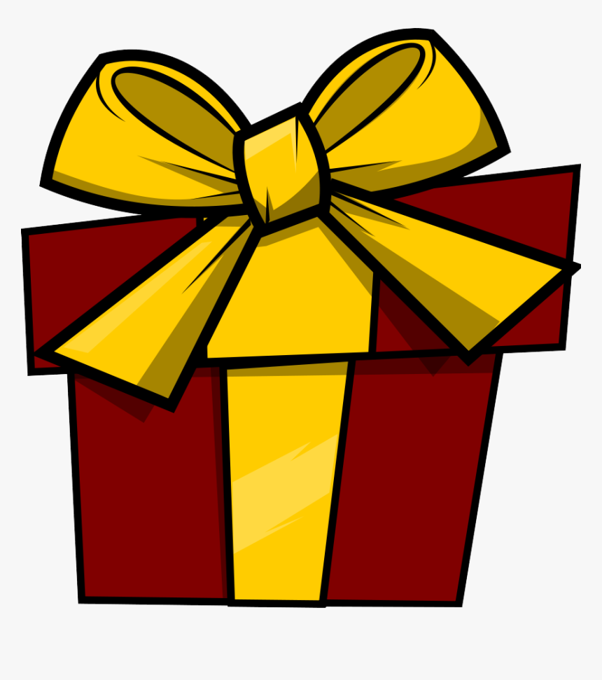Transparent Christmas Presents Clipart, HD Png Download, Free Download