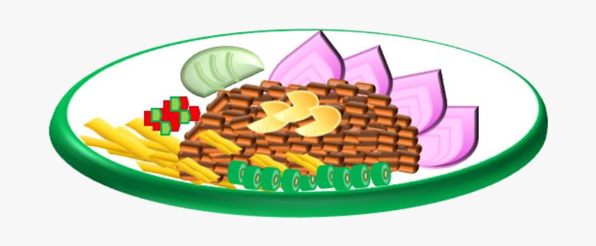 Hawaiian Food Clip Art, HD Png Download, Free Download