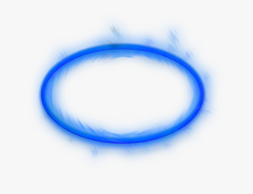 #glow #neon #round #circle #effects #light #lights - Circle, HD Png Download, Free Download