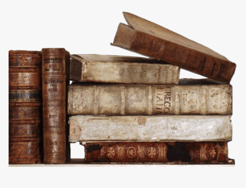 Stack Of Old Books Png , Png Download - Png Transparent Old Books, Png Download, Free Download