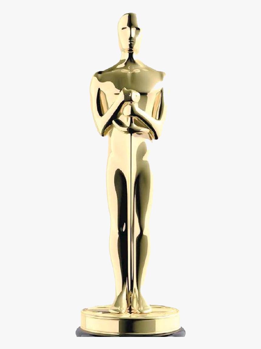 Premio Oscar Png - Estatuilla Oscar Png, Transparent Png, Free Download