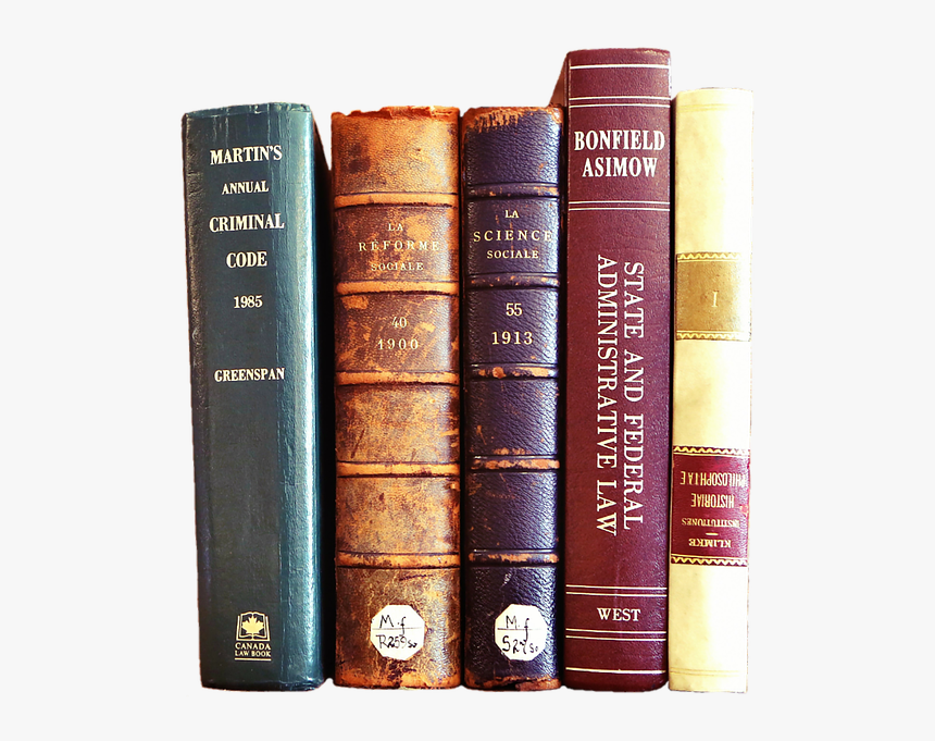 Books Read Literature Free Picture - Books On Shelf Png Old, Transparent Png, Free Download