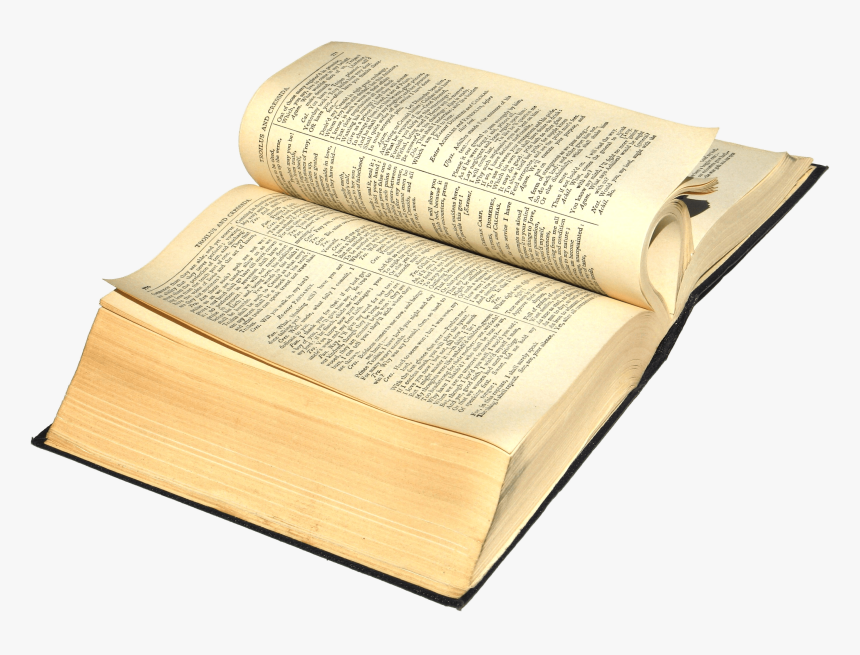 Old Book Png - Book Old, Transparent Png, Free Download