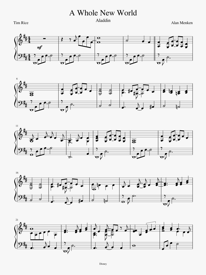 Romantic Flight Piano Sheet Music, HD Png Download, Free Download