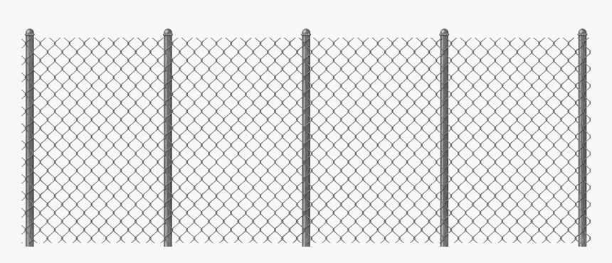 Transparent Chain Link Fence Png Clipart - Chain Link Fence Png, Png Download, Free Download