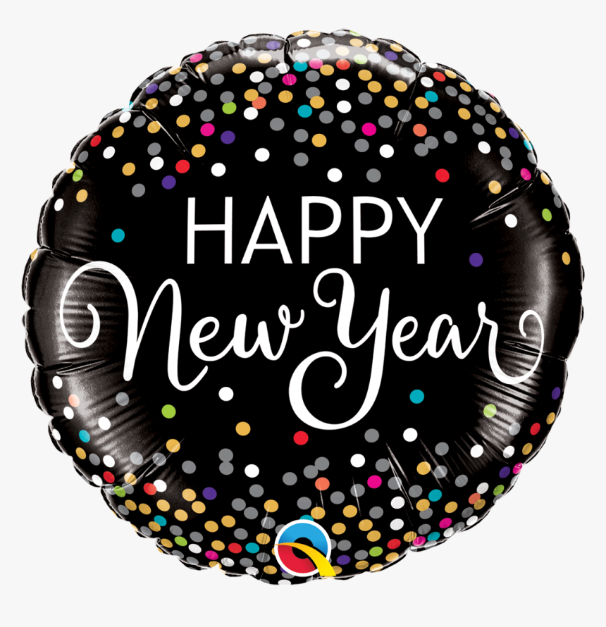 New Year Foil Balloons, HD Png Download, Free Download