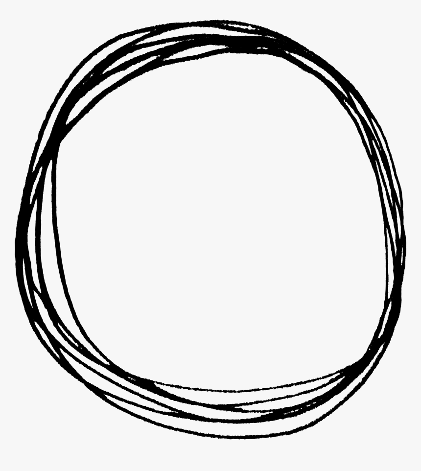 Drawn Circle Png - Transparent Background Drawn Circle Png, Png Download, Free Download