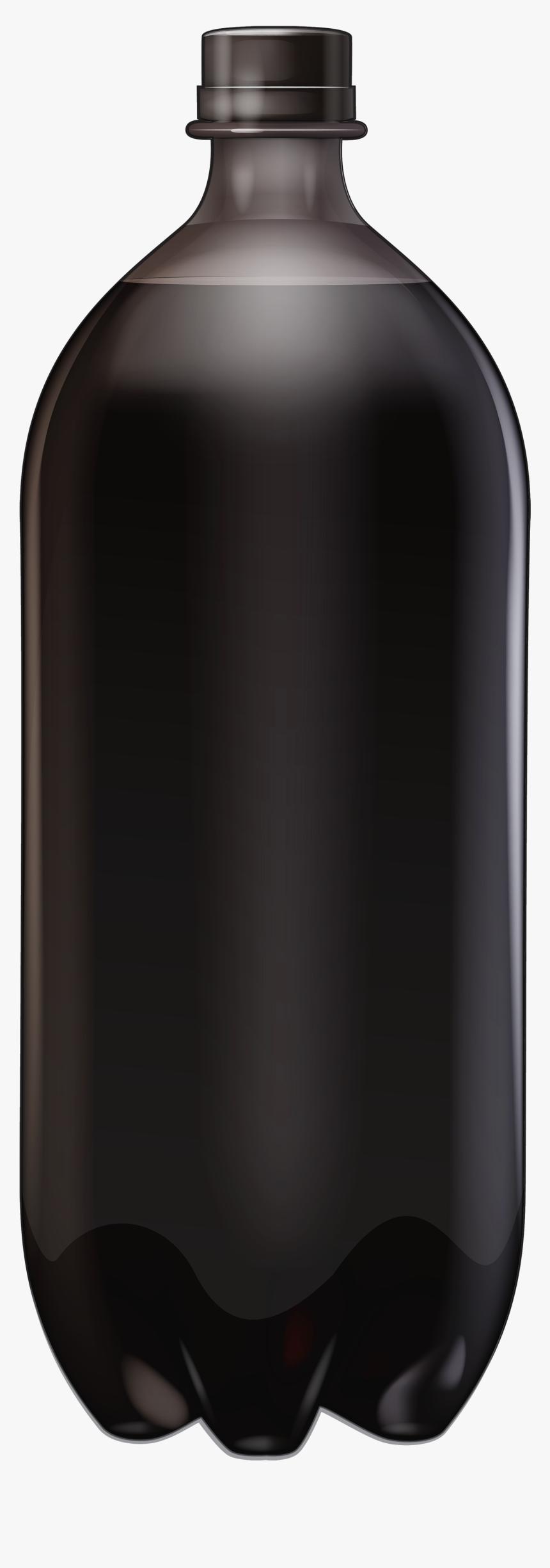 Large Black Bottle Png Clipart - Smartphone, Transparent Png, Free Download