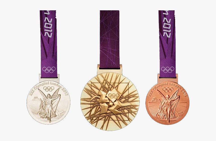 Gold Silver Bronze Olympic Medals, HD Png Download, Free Download