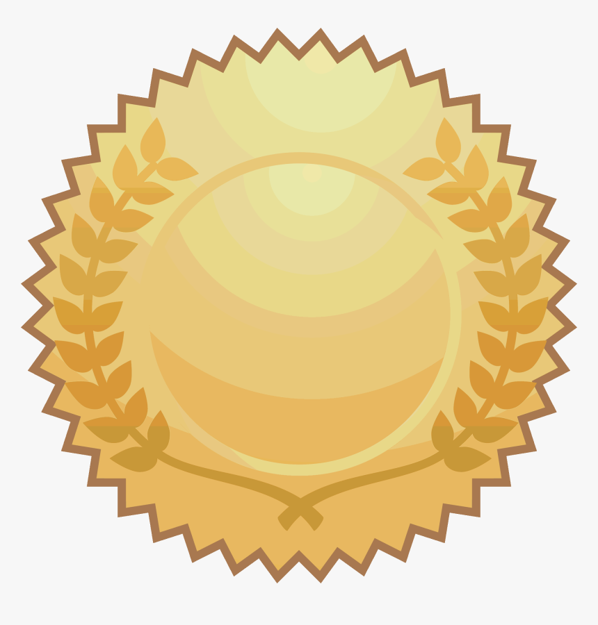 Transparent Olympic Medal Png - Clipart Gold Medal, Png Download, Free Download