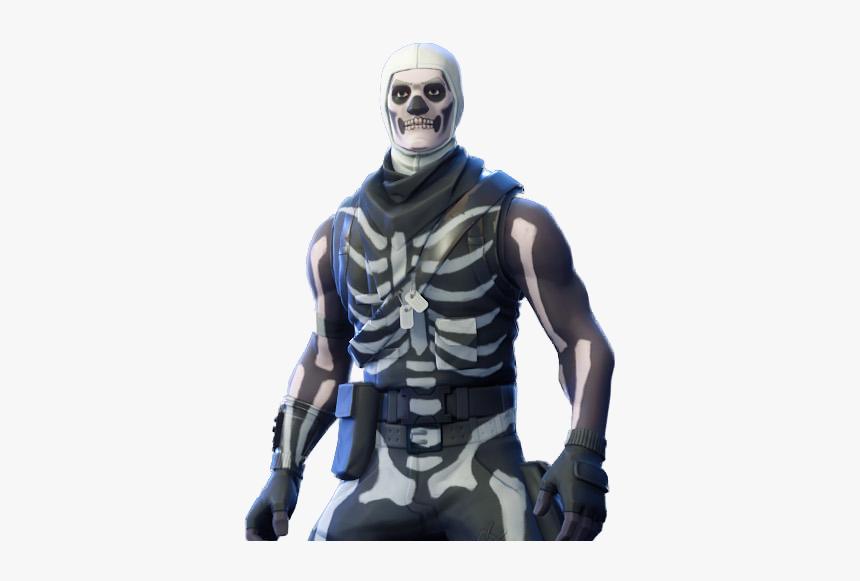 Skull Trooper Png - Skull Trooper Skin Png, Transparent Png, Free Download