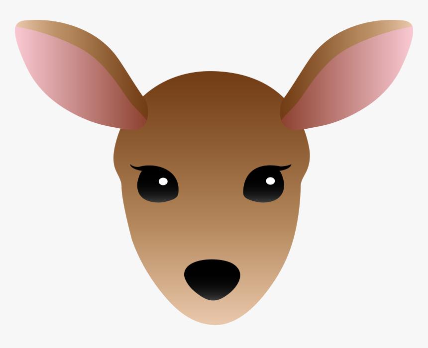 Free PNG Deer Head Clip Art Download - PinClipart