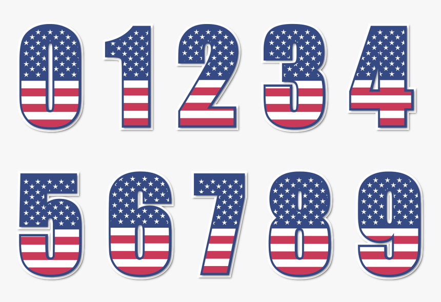 0 To 9 Numbers, HD Png Download, Free Download