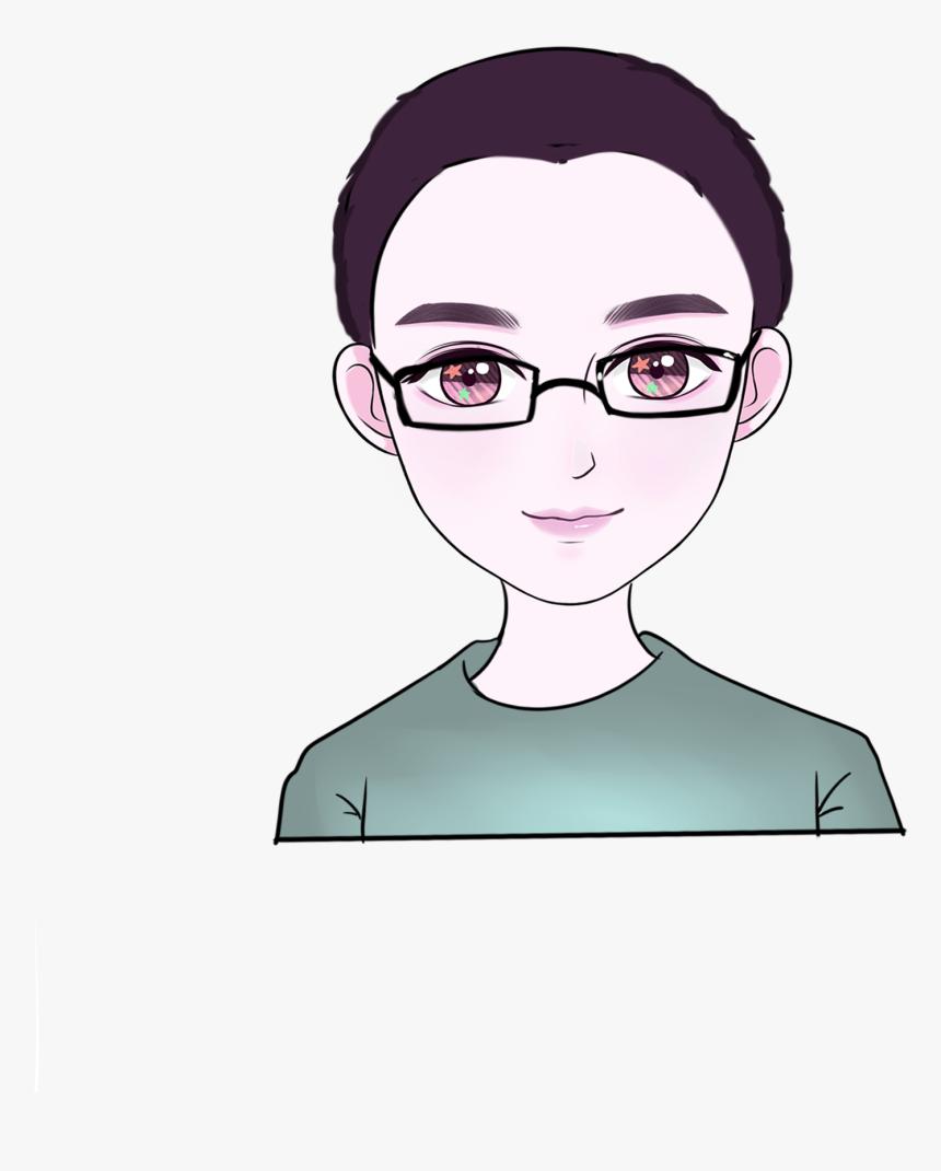 Boy Beautiful Cute Original Png And Psd - Beautiful Boy Cartoon Cute, Transparent Png, Free Download