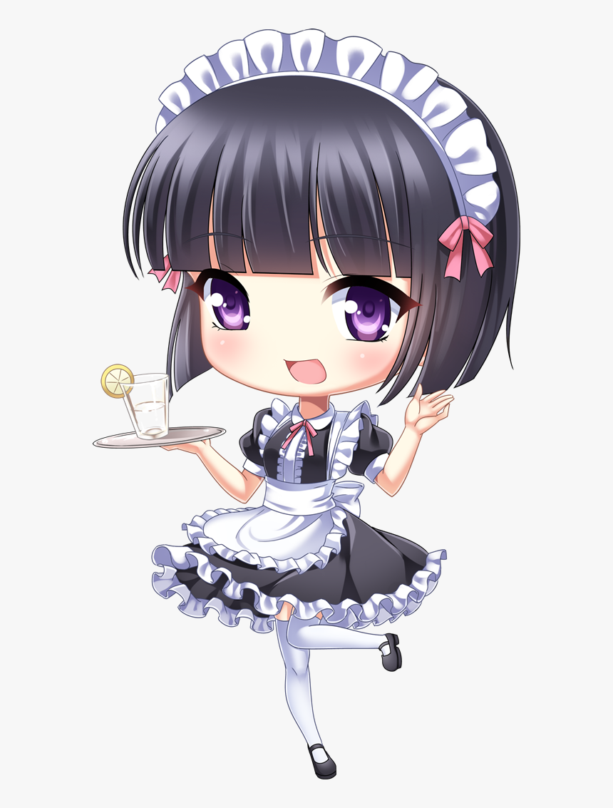 Transparent Cute Anime Boy Png - Anime Housekeeper, Png Download, Free Download