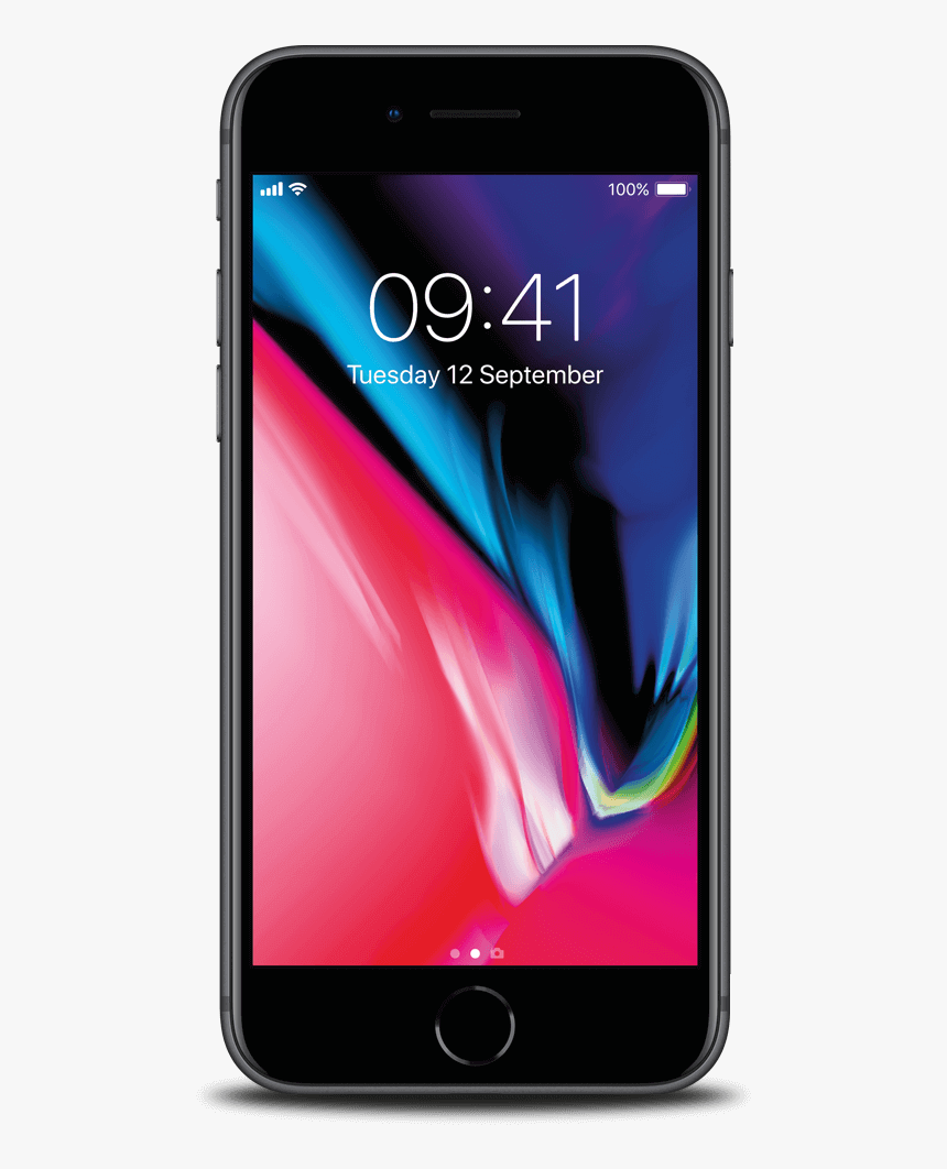 Undefined Space Grey Front - Iphone 8 Price In India, HD Png Download, Free Download