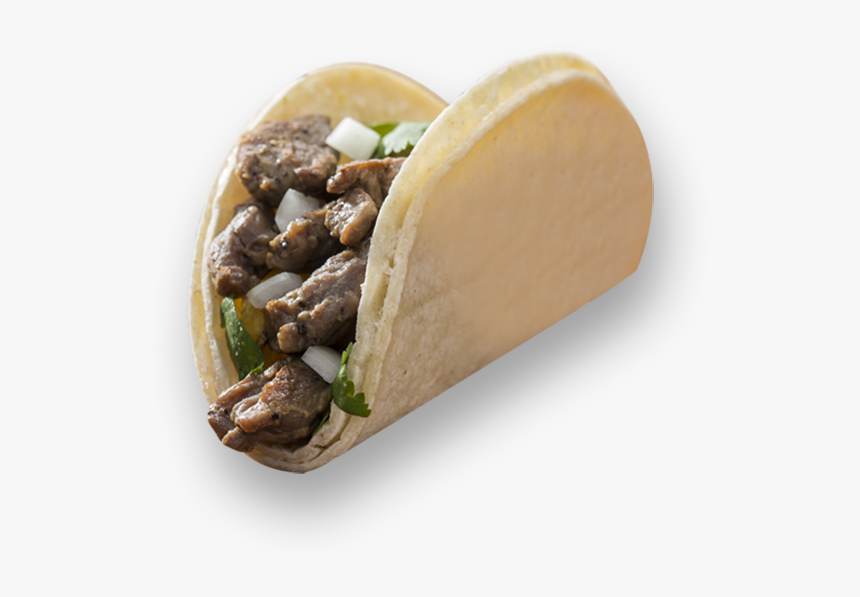 Taco Shell Png - Mexican Food Street Tacos Transparent, Png Download, Free Download