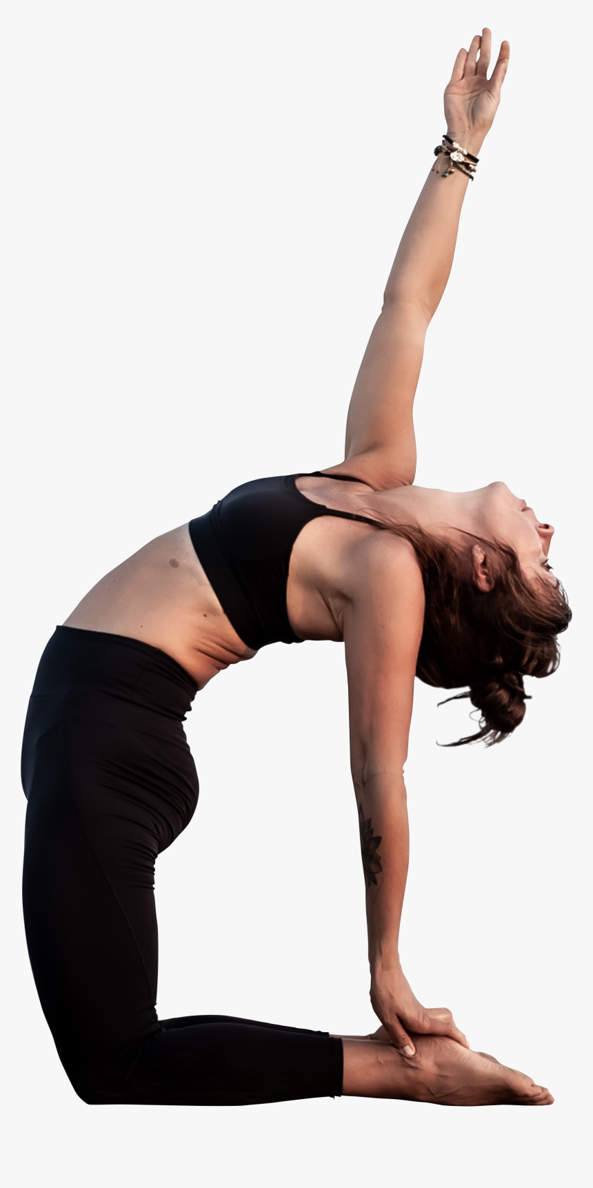 Yoga Poses For Photography Hd Png Download Kindpng