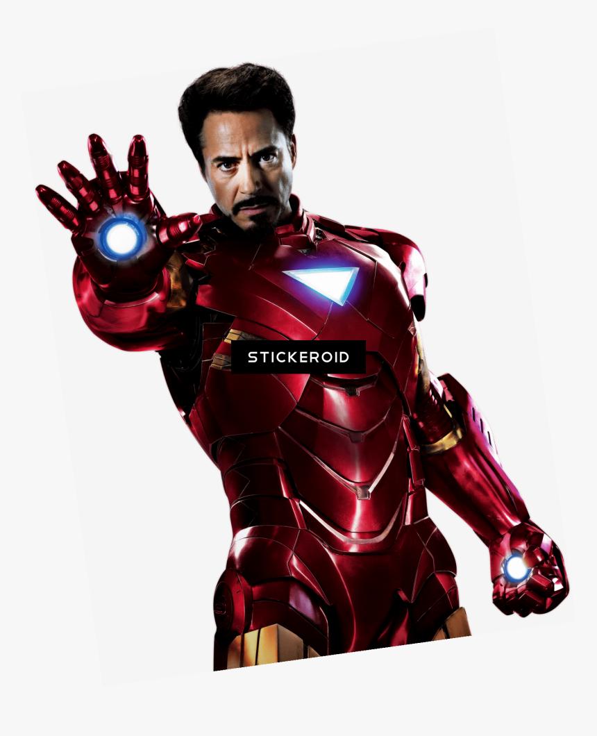 Transparent Ironman Mask Png - Iron Man Tony Stark Png, Png Download, Free Download