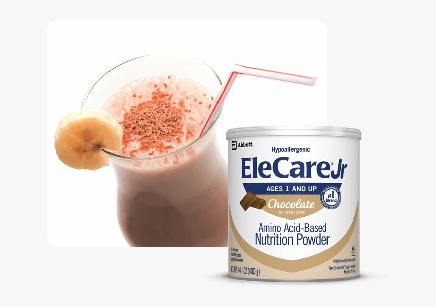 Chocolate Banana Smoothie - Elecare Jr