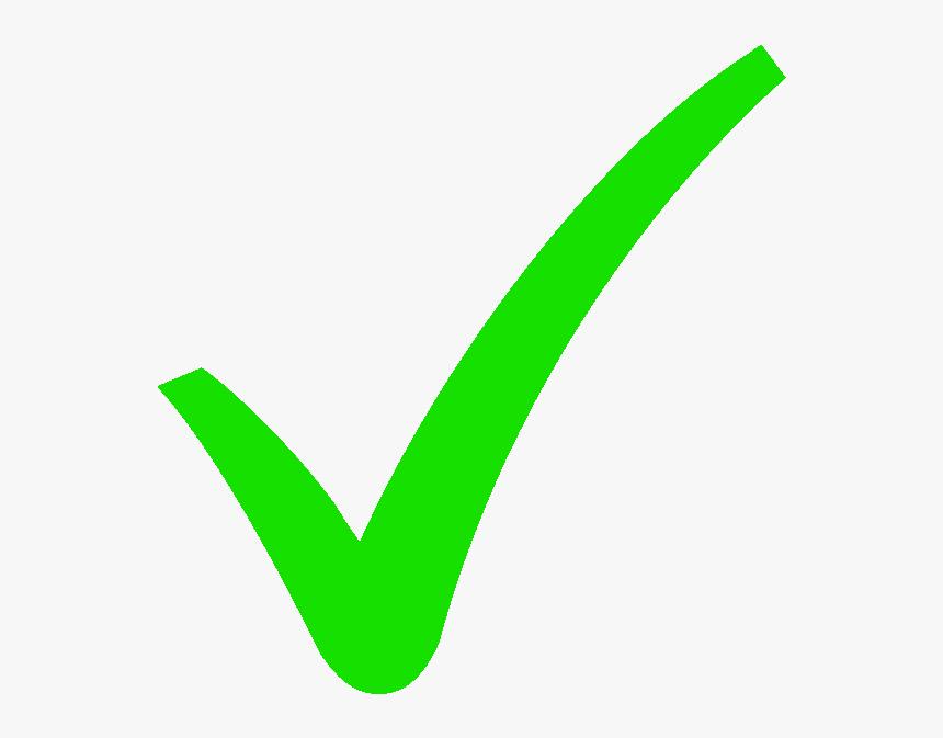 Tick Mark Symbol Icon - Check Mark Symbol Transparent Background, HD Png Download, Free Download