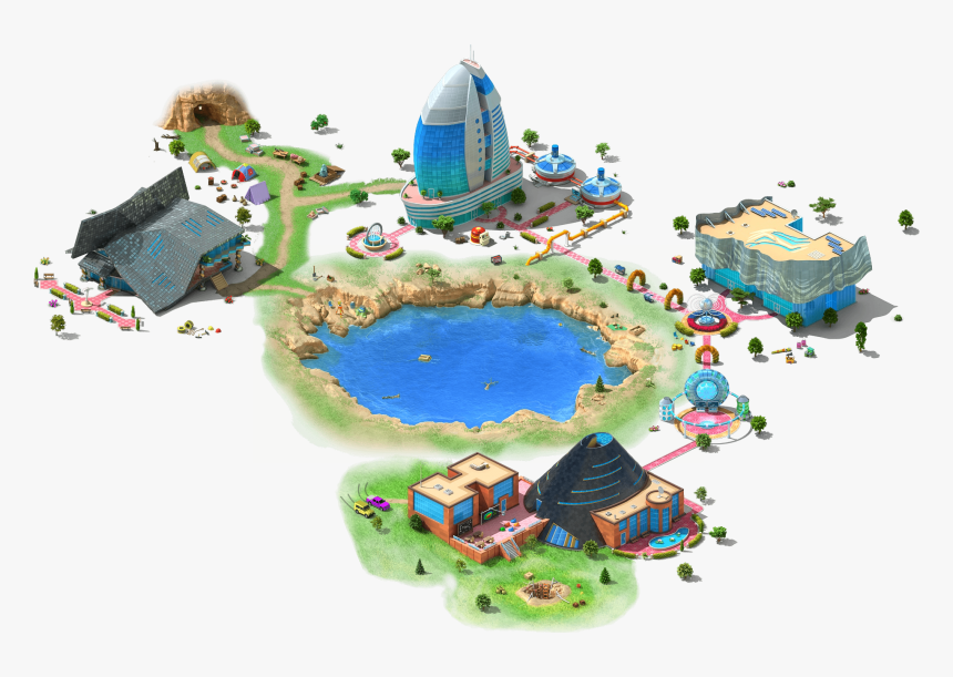 Megapolis Wiki - Campgrounds Png Megapolis, Transparent Png, Free Download