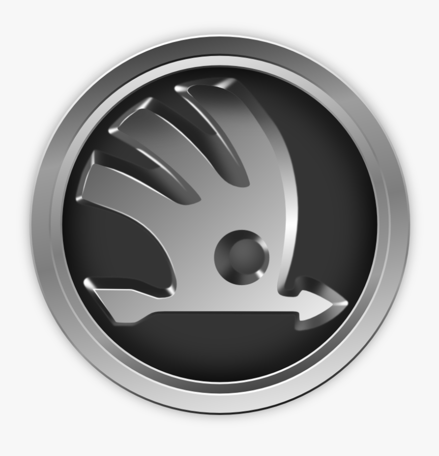 Skoda Logo - Skoda New Logo Png, Transparent Png, Free Download