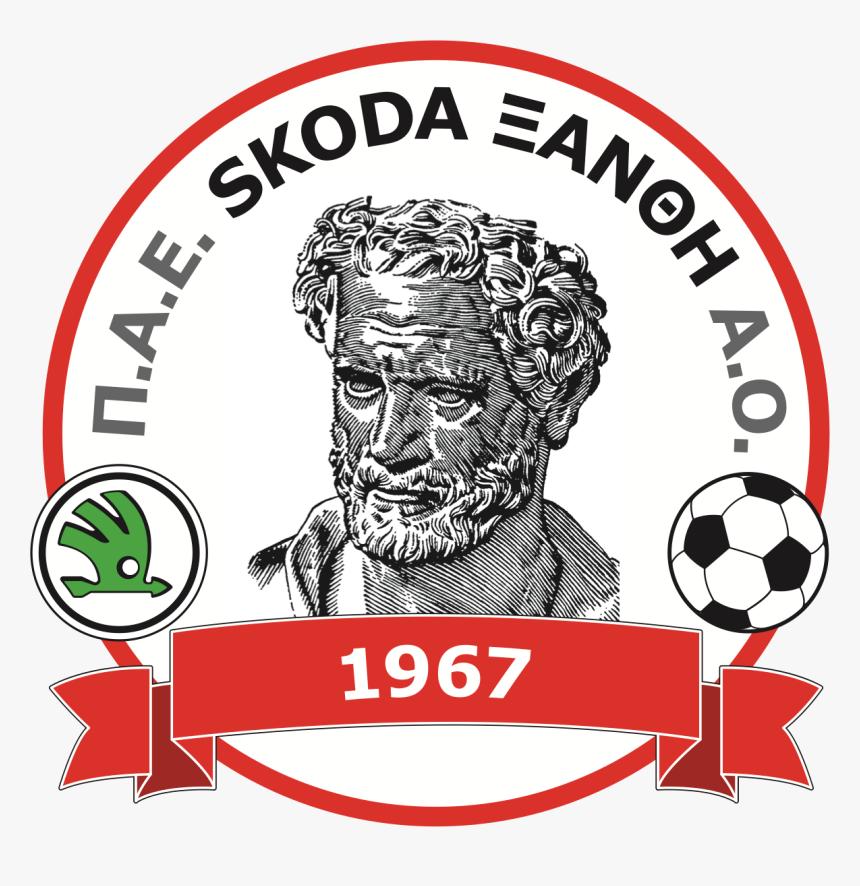 Skoda Xanthi Fc Logo - Skoda Xanthi Fc, HD Png Download, Free Download