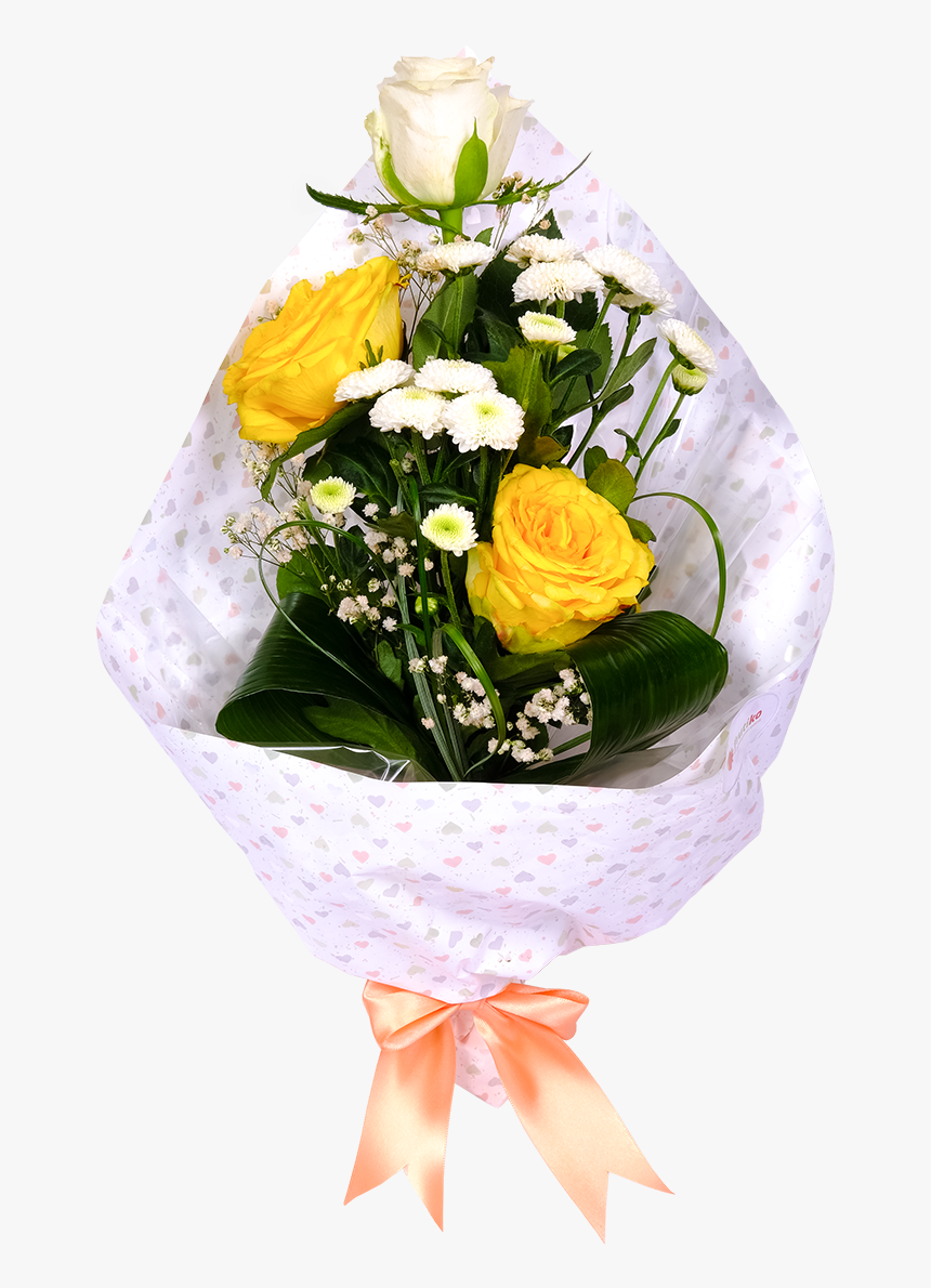 Flower Bokeh For Birthday - Bouquet, HD Png Download, Free Download