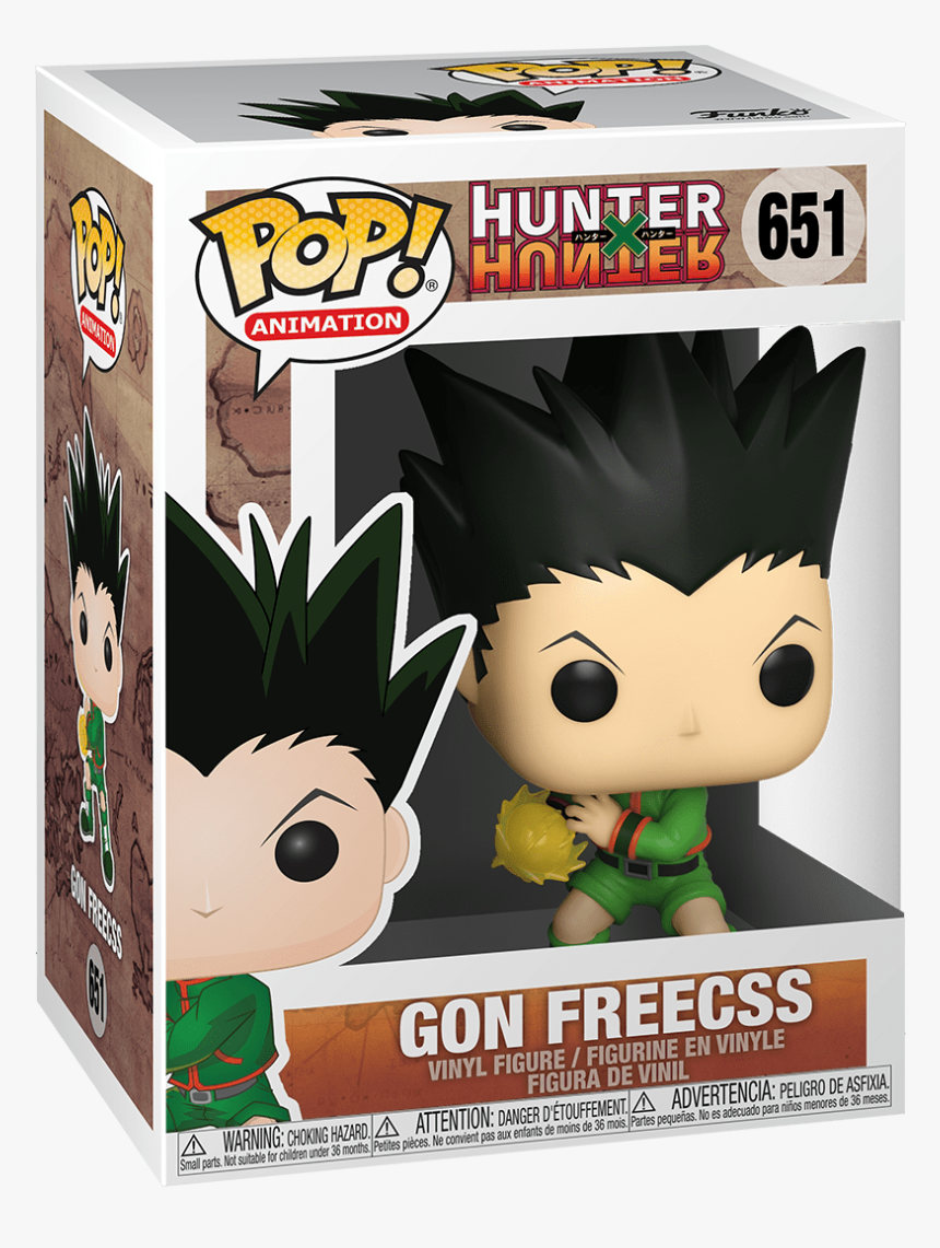Hunter X Hunter Funko Pop, HD Png Download, Free Download