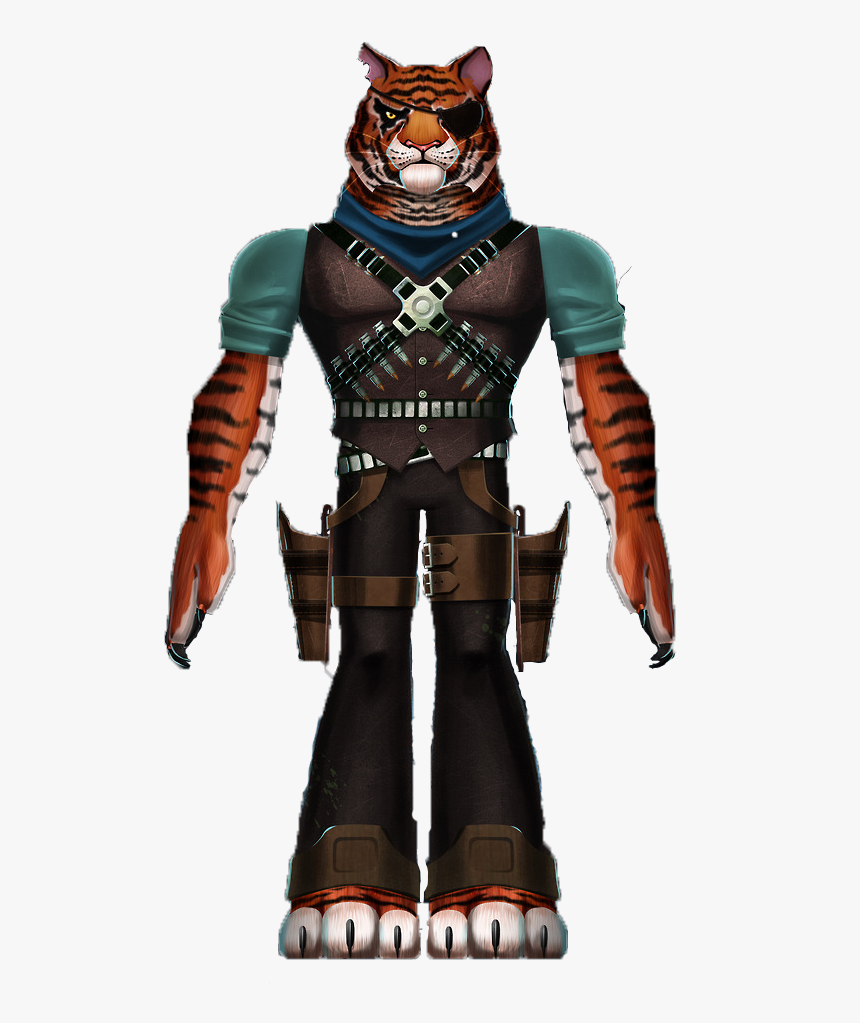 Transparent Tmnt Png - Drawings Tiger Claw Tmnt, Png Download, Free Download