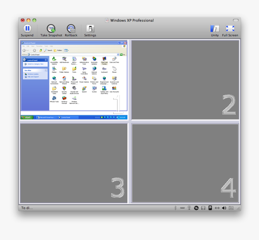 Xp Control Panel, HD Png Download, Free Download