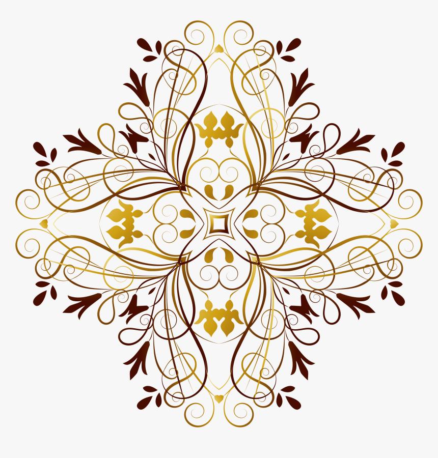 Floral Design Png File , Png Download - Floral Design, Transparent Png, Free Download