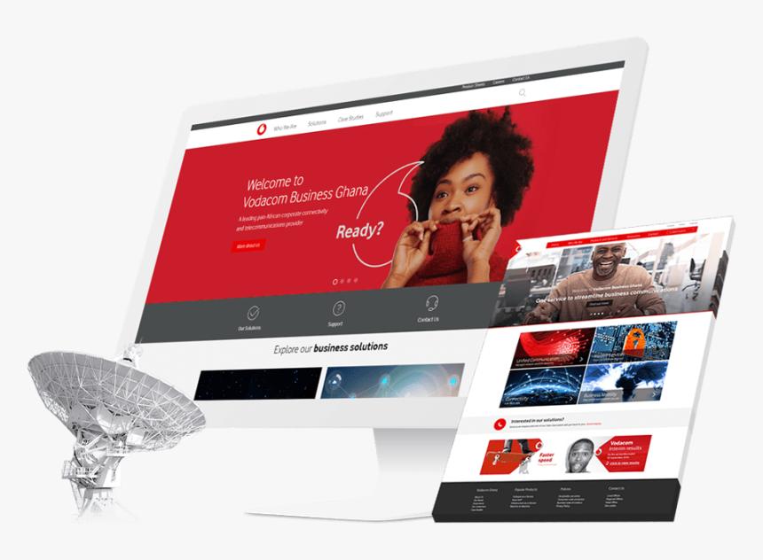 Website Design, Web Hosting In Ghana - Online Advertising, HD Png Download, Free Download