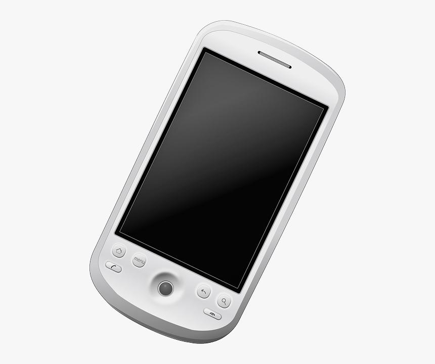 Celular Em Png - Transparent Image Of Phone, Png Download, Free Download
