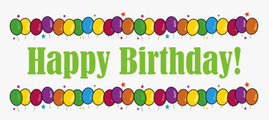 Bday Banner Edited - Happy Birthday Birthday Banner, HD Png Download, Free Download